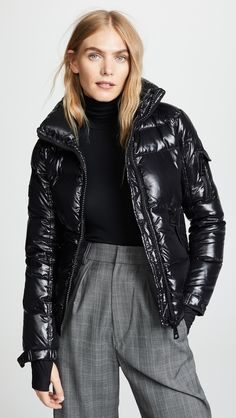 What not to wear over Find the top five most popular coats of 2018 on Busbee Style. If You Want Free Style Ideas for busy women juggling life over 40 the Top 10 most popular style Jeans products of Sign Me Up. Busbee Style, Classy Yet Trendy, Cool Coats, Puffy Jacket, Street Style Women, Jackets For Women, Women's Jackets, How To Wear, Fashion Tips