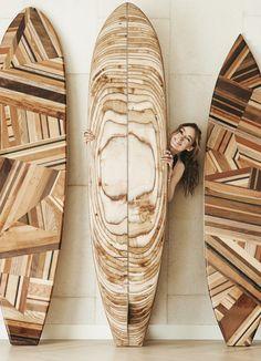 Surf Board Art Kelly Wearstler