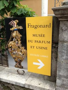 Fragonard Perfume Factory and Gallery, Grasse, France