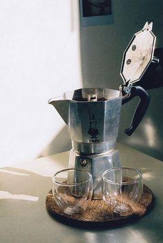 Espresso set + Moka