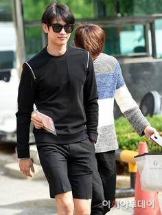 150619 onho so cute #SHINee #Minho #Onew