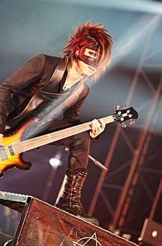Akira/Reita Suzuki - the GazettE. I love his boots! Hey Reita! May I barrow your boots!? >ω<