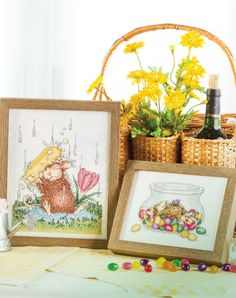 Gallery.ru / Фото #6 - Four Seasons of Cross-Stitch by House-Mouse Designs - samashveya