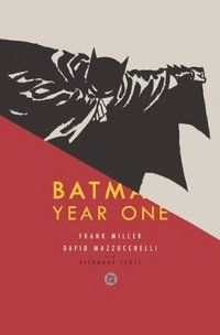 Batman: Year One (By Frank Miller)Whether you grew up reading Batman comics, watched the campy television show, or eagerly await each new movie, this is the book for you. A retelling of the events that led to Bruce Waynes becoming. Batman Year One, First Batman, I Am Batman, Batman Comics, Dc Comics, Frank Miller Comics, Batman Story, Batman Collectibles, David