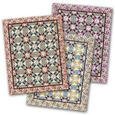 quilt pattern @ inthebeginningfabrics.com