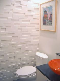 9 Decor Solutions for Naked Walls • Ideas & Tutorials! Including this DIY modular wall project from 'from the ground up'.