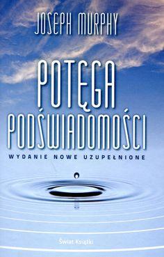 Potęga podświadomości - nowa okłądka światowego bestsellera