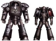 The 10th Legion of Astartes. (The Iron Hands) by kokoda39 on DeviantArt