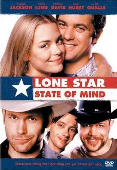 """Lone Star State of Mind"", (2002) starring Joshua Jackson, Jaime King, Matthew Davis, Ryan Hurst, and DJ Qualls.  Featuring John Mellencamp, Thomas Hayden Church, Sam McMurray and Larry Hovis"