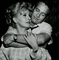 paul newman + joanne woodward | People I admire