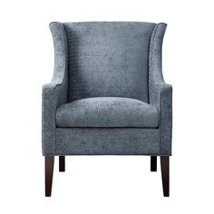 Madison Park Addy Wingback Chair U0026 Reviews | Wayfair