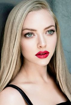 loving the red lipstick and glowing skin! To achieve this look get RCK in our light shade!