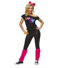80s Fashion Clothes Ideas Easy cute s costume