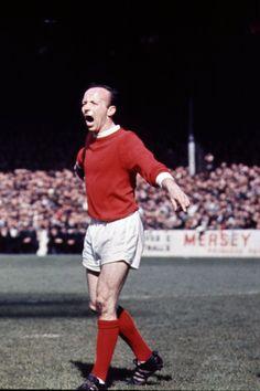 Nobby Stiles Manchester United 1969