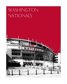 Nationals Park - Washington DC