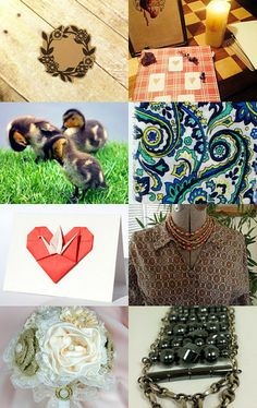 FLAT 20 PERCENT DISCOUNT-11 TO 15 April. April Showers Shopping Festival by Laurie Waddell on Etsy--Pinned with TreasuryPin.com