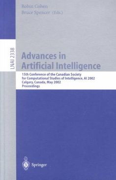 Advances in Artificial Intelligence: 15th Conference of the Canadian Society for Computational Studies of Intelli...