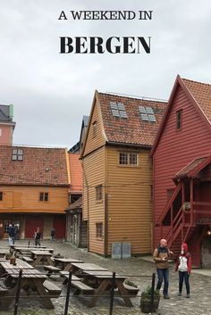 A Weekend in Bergen