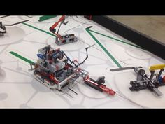 ▶ FLL World Class 2014 | R-Cubed full run 542 points! - YouTube