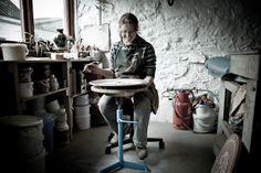 slipware potter