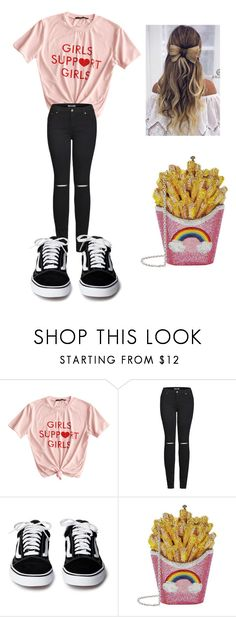 """""""Untitled #14"""" by eliza2008 ❤ liked on Polyvore featuring 2LUV and Judith Leiber"""