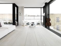 limed oak flooring