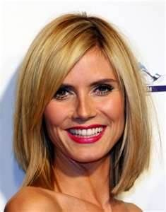 Angled Bob Inverted Hairstyles Trendy Short Hairstyle For