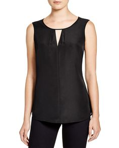 66.00$  Buy now - http://vijlb.justgood.pw/vig/item.php?t=nflehkx1416 - NIC and ZOE Sleeveless Keyhole Top