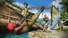 Imágenes del multijugador de Far Cry 3