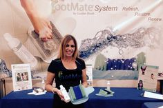 We are in Baltimore! Come visit The Footmate® System at Natural Products Expo East (Booth #4429), September 17-19, 2015. Baltimore Convention Center, Baltimore, MD USA http://www.footmate.com