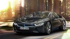 The commute isn't looking so long anymore #BMWi8 #HonourMarkMan