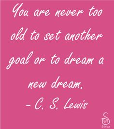 C. S. Lewis on dreaming.