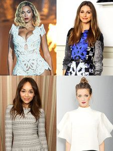 明星也當部落客!6個超好逛的星級時尚部落格 Star Fashion, Fashion News, Peplum, Celebrities, Tops, Women, Celebs, Women's, Shell Tops
