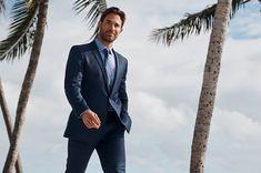 """Sebastian Rulli on Instagram: """"Nunca puedes equivocarte con un buen traje. Nautica realmente se adapta a mi estilo de vida y me encanta la colección que tiene! !…"""" Sebastian Rulli, Single Breasted, Suit Jacket, Suits, Jackets, Instagram, Fashion, Lifestyle, Outfits"""