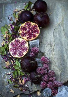 Food Inspiration  Fruits  ڿڰ ℓα-ℓα-ℓα вσηηє νιє