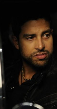 Adam Rodriguez in Psych Handsome Black Men, Handsome Faces, Pretty Men, Gorgeous Men, Beautiful, Luke Alvez, Michael Rodriguez, Criminal Minds Funny, Wrath And The Dawn