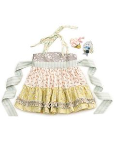 fb354955f7a Max and Ruby Tiered Ellie Top Max And Ruby