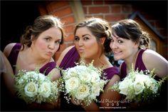 Cheeky Bride's maids