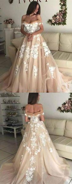 4ed5f39c0af 46 Best off shoulder gown images