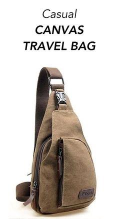 Vintage Casual Canvas Travel Bag. Purchase ... 1e0db6378b5