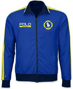 Polo Ralph Lauren Pique Track Jacket