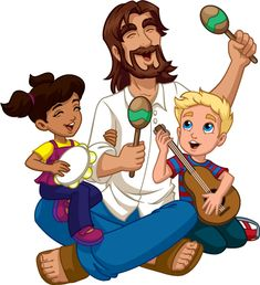 Check out the deal on Jesus In Jeans - Sitting and Singing at Creative for Kids