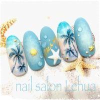 58 Hottest Beach Nail Ideas Designs for Summer 58 + Beach Nail Art, Beach Nail Designs, Nail Art Designs, Plage Nail Art, Sea Nails, Vacation Nails, Nail Art Images, Mermaid Nails, Halloween Nail Art