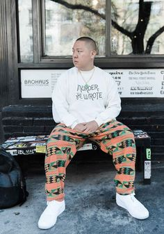 online store 961c4 8d08c Eddie Huang Is Starting A Movement Eddie Huang, Asian American, Hipsters,  Diversity,