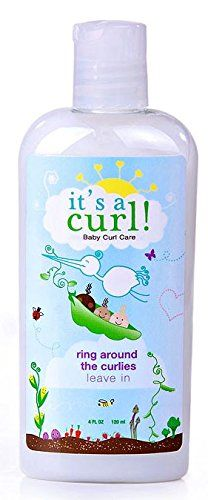 Its A Curl Ring Around The Curlies Leave In Curl Styling Cream 4Ounce Bottle *** Be sure to check out this awesome product.
