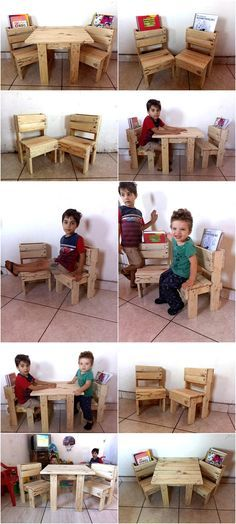 So immediately I was driven and planned that I have to do something just for the kids. And I think many among you would also agree with me infact many were asking us to do this. We are going to recycle a kids study furniture made with pallets, sounds pretty exciting right? I know many of you just badly needed it.