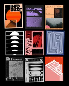 INSPIRATION 3000 - thisiscatalogue: Some nice posters up on the shop.You can find Graphic posters and more on our website. Mises En Page Design Graphique, Illustration Design Graphique, Art Graphique, Graphisches Design, Buch Design, Layout Design, Design Color, Design Ideas, Graphic Design Posters