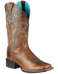Ariat Rodeo Baby Boots | Cowboy Boots, Western Wear, Western Clothing - Sheplers