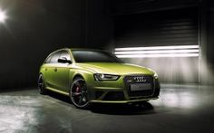 Wallpapers HD: Audi RS4
