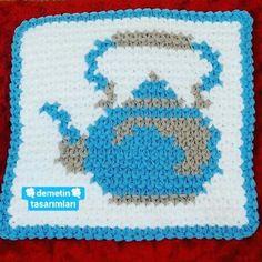 Crochet Potholders, Crochet Hats, Istanbul, Applique, Lily, Pasta, Knitting, Instagram, Amigurumi